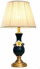 FURNITURE Lampe de Table de Chevet Européenne