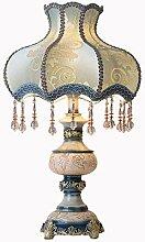 FURNITURE Lampe de Table Européenne de Haute