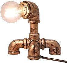 FURNITURE Lampe de Table Industrielle Rétro