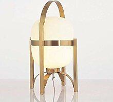 FURNITURE Lampe de Table Lampe de Table En Verre