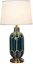 FURNITURE Lampe de Table Moderne En Céramique