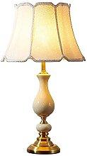 FURNITURE Lampe de Table Moderne Minimaliste Blanc