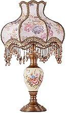 FURNITURE Lampe de Table Motif Fleur Rose Gland
