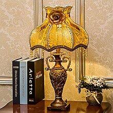 FURNITURE Lampe de Table Pays Rétro Couleur