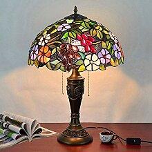 FURNITURE Lampe de Table Retro Creative Raisin Art