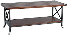 FURNITURE-R France Plantain CT Table Basse Style