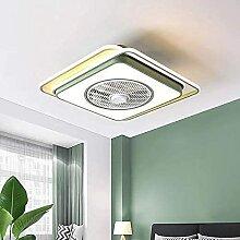 FURNITURE Ventilateur Led Moderne Plafonnier