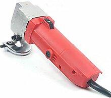 Futchoy Cisaille à Tôle Électrique 2.5mm