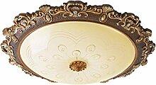 FXLYMR Lustre Décoratif Plafonnier Lampe de