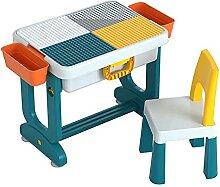 FXQIN Ensemble de chaises de Table, Jouets de