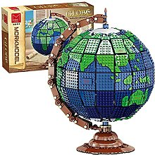 FYHCY Kit de Blocs de Construction de Globe