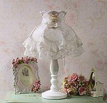 FYRMMD Lampe de Bureau élégante française,
