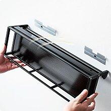 FYZS Étagère de Montage Mural en Aluminium, Rack