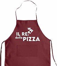 G GADGET MAKERS Tablier de cuisine à pizzaiolo ou