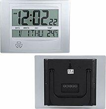 Gaeirt Horloge de température intérieure,