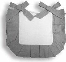Galette de chaise Forever - 100% Coton - 40 x 40
