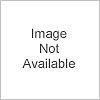 Galette de chaise ronde unie coton - lot de 2