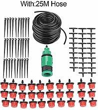Gancon Kit Micro de système d'irrigation de