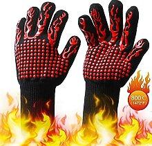 Gant Barbecue, Gants de Four Anti-Chaleur