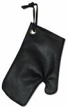 Gant de cuisine / Cuir - Dutchdeluxes noir en cuir
