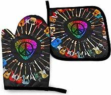 Gants de cuisine et maniques - Symbole de paix -