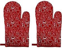 Gants de cuisine gants gants résistant à la