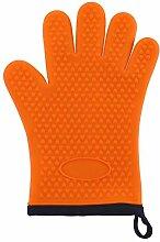 Gants de four 1pcs anti-extraction de gants de