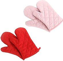 Gants de four Evazory, résistants à la chaleur,