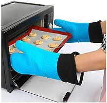 Gants de four Gants résistants à la chaleur en