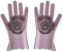 Gants en silicone Evazory, gants de vaisselle