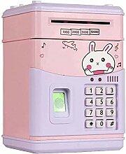 Gaojian Créative Piggy Banks Mini ATM Kids