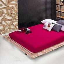 GaoTianyou Drap de lit Drap-Housse avec Bande