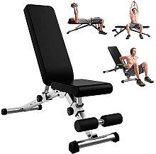 gaoxiao Banc de Musculation Banc Fitness avec 6