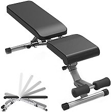 gaoxiao Banc de Musculation Multifonction Sit-up