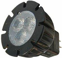 GARDEN LIGHTS - LED DE PUISSANCE MR11 - 3 X LED DE