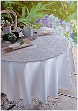 Garnier-Thiebaut APOLLINE Nappe Antitache, Coton,