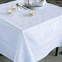 Garnier-Thiebaut ELOISE Nappe Antitache, Coton,