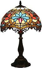 GAUUA Lampes De Table Rétro Tiffany Abat-Jour en