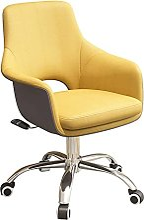 GAXQFEI Chaise de Bureau Au Milieu Arrière Chaise