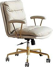 GAXQFEI Chaise de Bureau Luxe Chaise Ordinateur