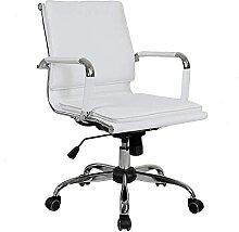 GAXQFEI Chaise de Bureau Pivotante, Chaise