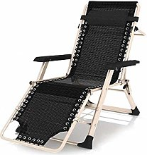 GAXQFEI Chaise de camping pliable, chaise