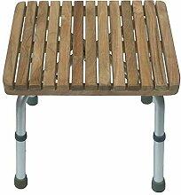 GAXQFEI Chaise de N Tabouret de Douche Réglable