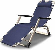 GAXQFEI Chaise pliante simple renforcée pratique