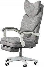 GAXQFEI Fauteuil Ergonomique Chaise de Bureau