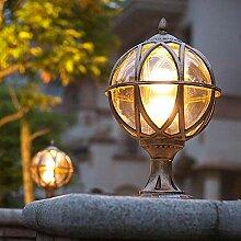 GAXQFEI Lampe de Table À L'Étanche
