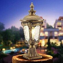 GAXQFEI Lanterne Continentale Lanterne Étanche