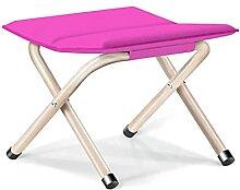 GAXQFEI Mini Tabouret Pliant Chaise de Camping