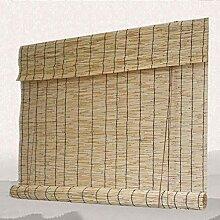 GAXQFEI Stores de Rouleau de Bambou Rideau de