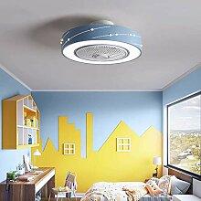 GAXQFEI Ventilateur de Ventilateur Led Ventilateur